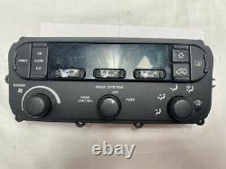 05-07 Dodge Grand Caravan Town & Country AC Heat Climate Control Switch OEM AA 1