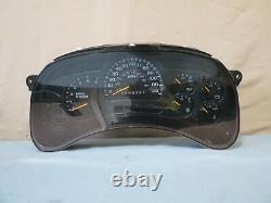 06 07 Silverado Suburban Yukon Tahoe Speedometer Cluster 343K OEM 15105687