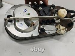 1967 Mercedes Speedometer Gauge Cluster 140MPH OEM Used 21k