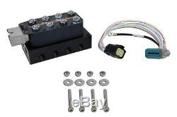 AccuAir SwitchSpeed Control With VU4 Manifold Nickel Air Bag Ride Suspension
