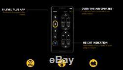 Accuair E-level+ Connect Height & VU4 Manifold Air ride Valve 3/8 Hose Fittings