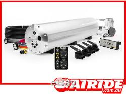 Accuair e-Level Height Control System Touchpad Model With Endo-VT Tank Air Ride