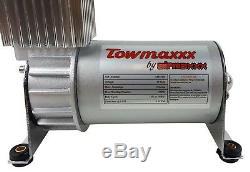 AirMaxxx Tow Assist Kit withOn Board Air Management 2014-2018 Dodge Ram 3500 1/2