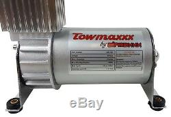Air Helper Spring Kit AirMaxxx Bolt On For 2001-2010 Chevy 2500 Truck Load Level