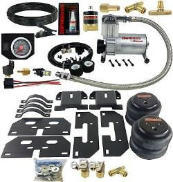 Air Tow Assist Kit with In Cab Air Management 2003-13 Dodge Ram 2500 & 3500