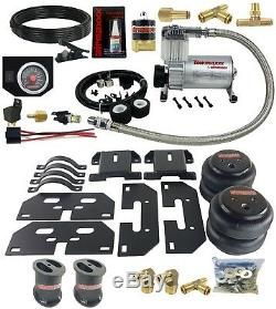 Air Tow Assist Load Level Kit On Board For 03-13 Dodge Ram 8 Lug Truck Lifted 6