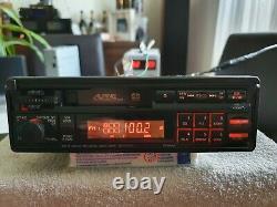 Alpine 7516 MM (Orange / Bernstein) + CD Wechsler und Kabel guter Zustand
