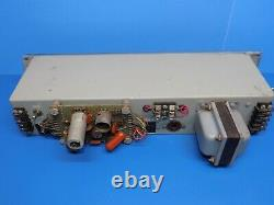 Ampex Playback Level Volume Control Vintage Rack Gear