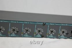 Ashly VCX-80 Eight Channel VCA Remote Level Controller Great Condition