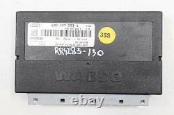 Audi A6 S6 C7 4G Air Suspension Level Control Module Unit 4G0907553G 4G0907553F