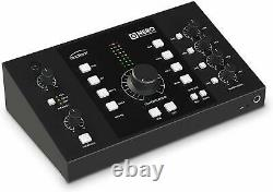 Audient Nero Mono Desktop Monitor Controller with 2 Stereo Line Level Inputs