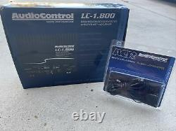 Audio control lc-1.800 With ACR Remote Level Control