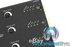 Audiocontrol Matrix Plus Black 6-channel Line Driver Optional Level Control New