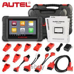 Autel DS808K MaxiDAS OE-Level Diagnostic Scanner Bi-Directional Control DS808