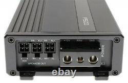 Axton A500 5 Kanal Digital Verstärker 4x80 + 1x180 Wrms Endstufe High Level In