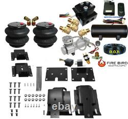 B Air Leveling Tow Kit 1500 RAM 2009-2018 with Wireless Controller