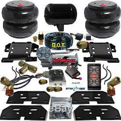 B Bluetooth Air Helper Spring Kit 2500/3500 RAM 2003-2013 Compressor and Horn