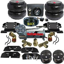 B ChassisTech Tow Kit 2500/3500 RAM 03-11 Compressor with epush buttons 2 Lift