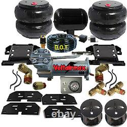 B ChassisTech Tow Kit 2500/3500 RAM 03-11 Compressor with push buttons 2 Lift