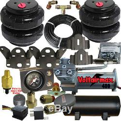 B ChassisTech Tow Kit Tundra 2007-2010 Compressor and Push Button