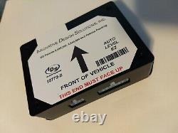 Bigfoot'Auto Level EZ' Leveling Control Quadra Touchpad Central Panel Sensor