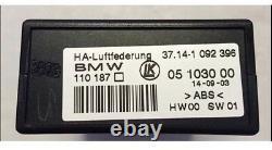 Bmw E53 X5 00-06 Oem Suspension Self Level Control Module, 1092396, 1 092 396