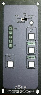 Breckwell CE301 5 Level Brand New Replacement Control Board