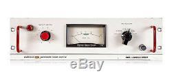 CBS Laboratories Audimax II RZ Audio Level Control Rare Vintage Compressor Tube