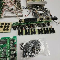 COMPLETE PARTS LOT For Tascam Pro Audio Mixer Model Number No. M-2516