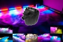 Chauvet DJ Nimbus Plug/Play Dry Ice Fog Machine+Multi-Level Control+Rolling Cart