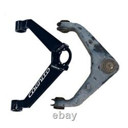 Cognito Boxed BJ Control Arm Level Kit 01-10 GM Trucks -Stage 4 w Bilstein Shock