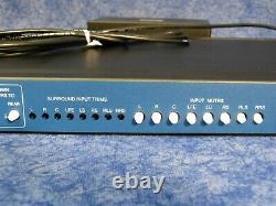 Coleman Audio SR7.1 MKII Surround Sound Level Controller