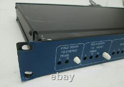 Coleman Audio Sr5.1 Mkii Surround Level Controller