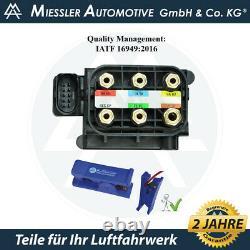 Dodge RAM 1500 Ventilblock Luftfederung Niveauregulierung 68204398AA