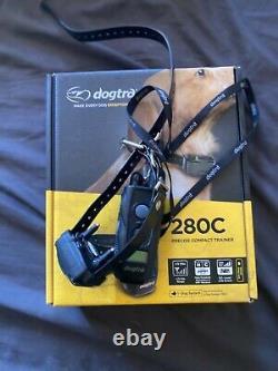 Dogtra 280C Precise Control 127-Level Training Dog E-Collar