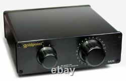 Goldpoint Sa2x Balanced Stereo Precision Level Control, Xlr