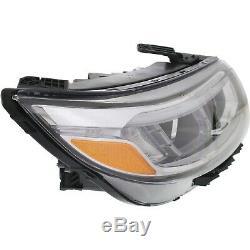 Halogen Headlight Right with Auto Level For 2014-2015 Kia Sorento LX Model
