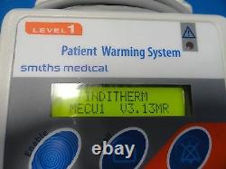 Inditherm Smiths Medical Level 1 Pws800 Patient Warming System Controller 14085