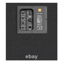 JBL BassPro Series Powered 8 Subwoofer Enclosure with Sub Level Control Each