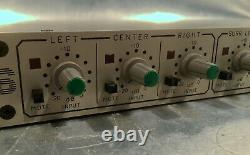 JÜNGER 206 6 Channel Level Controller Surround Regler