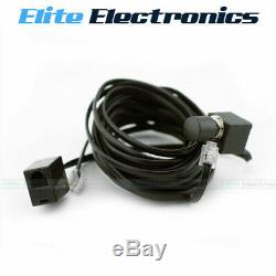 Jl Audio Hd-rlc Level Bass Control Amp Remote Hd750/1 Hd600/4 Mhd7501/ Hd1200/1