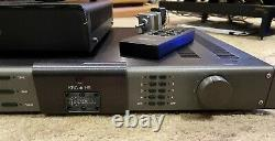 Krell KRC-HR-emote Control Line Level Stereo Pre Amplifier Preamp Pre-Amp AS IS