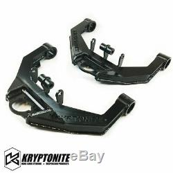 Kryptonite Stage 2 Upper Control Arms Dual Shock Mounts 01-10 Chevy/GMC 2500HD
