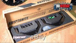 Kryptonite Upper Control Arm Kit For 2001-2010 Chevy GMC 2500HD 3500HD Pickup
