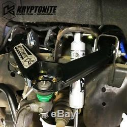 Kryptonite Upper Control Arm Kit For 2011-2019 Chevy GMC 2500HD 3500HD Pickup