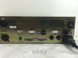 Level Control Systems LD-88G Digital Matrix Mixer 8-Channels Supernova
