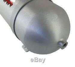 Levelride Height + Pressure Airmaxxx Chrome 580 Spun Aluminum Air Management Kit