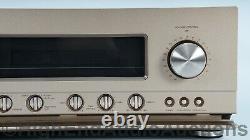 Luxman C-7 Signature Control Amplifier Preamplifier Line-Level Audiophile