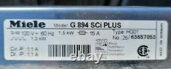 MIELE D-W G894SCi CIRCULATION PUMP 5065033/6770510 with level control 5419690