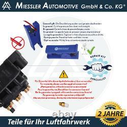 Mercedes Benz V251 R-Klasse W251 Ventil Luftfederung Ventilblock 2123200358